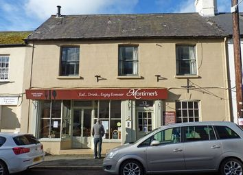 Thumbnail 3 bed terraced house for sale in High Street, Dulverton