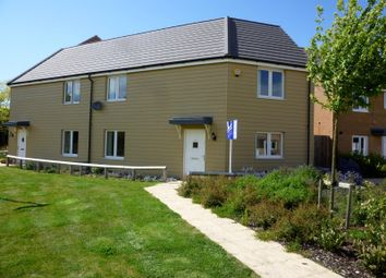 Thumbnail 3 bedroom semi-detached house to rent in Amelia Gardens, Gosport
