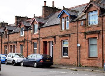 Thumbnail 2 bed town house for sale in 23 Moat Road, Annan, Dumfries & Galloway