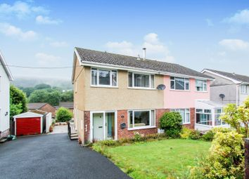 Thumbnail 3 bed semi-detached house for sale in Cefn Yr Allt, Aberdulais