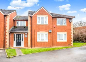 Thumbnail 1 bedroom flat for sale in Avern Close, Tipton