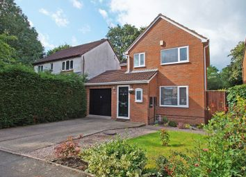 Thumbnail 4 bed detached house for sale in Foxcote Close, Redditch