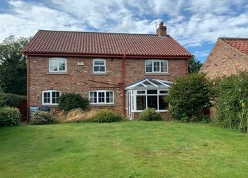 Thumbnail 4 bed detached house to rent in Scarborough Road, Malton