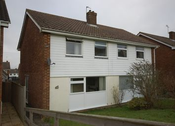 Thumbnail 3 bed property to rent in Jeffreys Way, Uckfield