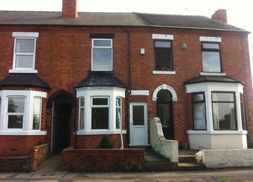 Thumbnail 2 bed property to rent in Walker Street, Eastwood, Nottingham