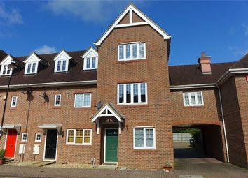 Thumbnail 3 bed town house to rent in Wintney Street, Elvetham Heath, Fleet