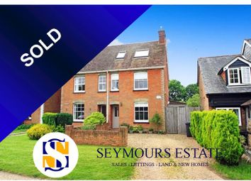 Thumbnail 3 bed semi-detached house for sale in Smithwood Common, Cranleigh