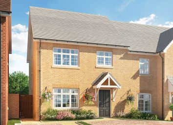 Thumbnail 3 bed end terrace house for sale in New Cardington, Condor Boulevard, Bedford