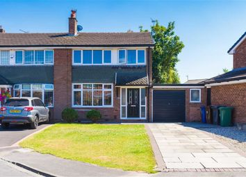 Thumbnail 3 bed semi-detached house for sale in Alwyn Close, Leigh, Lancashire