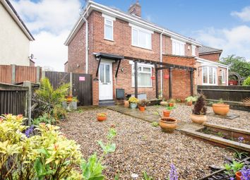 Thumbnail 3 bed semi-detached house for sale in Common Road, Gorleston, Great Yarmouth