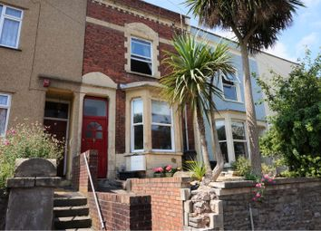 Thumbnail 2 bed terraced house for sale in Church Road, Bedminster