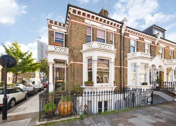 Thumbnail 4 bed end terrace house for sale in Burnaby Street, London