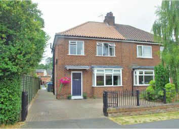 Thumbnail 3 bed semi-detached house for sale in Broomfield Avenue, Northallerton