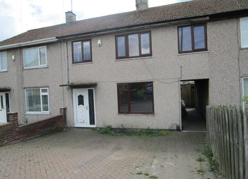 Thumbnail 4 bedroom terraced house for sale in Coronation Road, Rawmarsh, Rotherham