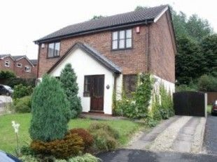 Thumbnail 2 bed semi-detached house to rent in Prestbury Avenue, Westbury Park, Newcastle Under Lyme, Staffordshire
