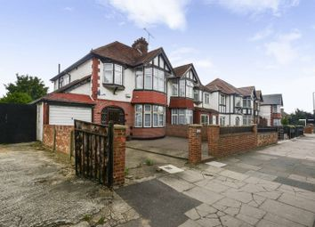 Thumbnail 3 bed semi-detached house for sale in Church Close, Bath Road, Hounslow