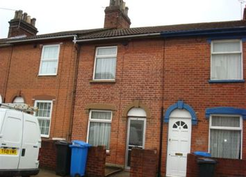 Thumbnail 3 bedroom terraced house to rent in Ann Street, Ipswich