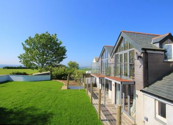 Thumbnail 4 bedroom cottage for sale in Ruan High Lanes, Truro