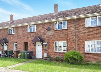 Thumbnail 3 bedroom terraced house for sale in Burnthouse Crescent, Upper Marham, King's Lynn