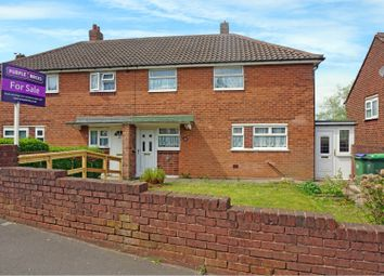 Thumbnail 3 bed semi-detached house for sale in Fairway Avenue, Oldbury