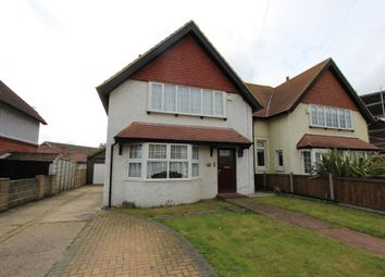 Thumbnail 4 bed semi-detached house for sale in Harold Road, Deal