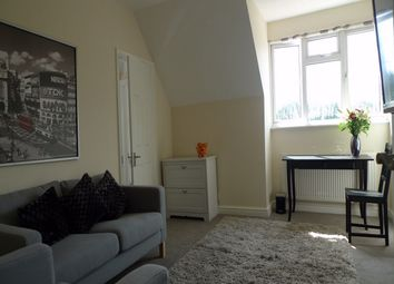 Thumbnail 1 bed flat to rent in Kenton Road, Harrow, Middlesex