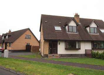 Thumbnail 3 bed semi-detached house for sale in Cambourne Road, Newtownards