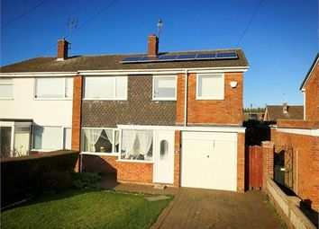 Thumbnail 5 bed semi-detached house for sale in Shire Road, Corby, Northamptonshire