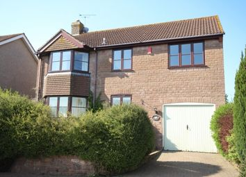 Thumbnail 4 bed detached house for sale in Bush Road, Spaxton, Bridgwater