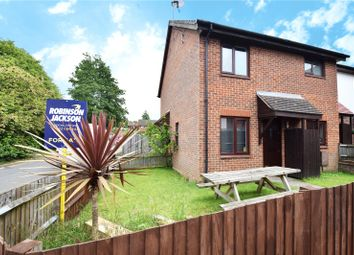 Thumbnail 1 bed end terrace house for sale in Sprucedale Close, Swanley, Kent