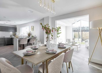 "Thumbnail 4 bed detached house for sale in ""Hutton Garden Room"" at Barhill Way, Bearsden, Glasgow"