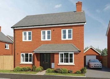 Thumbnail 3 bed detached house for sale in The Arches, Lovell Road, Oakley