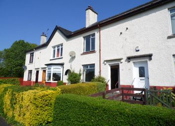Thumbnail 3 bedroom terraced house for sale in Clarion Road, Knightswood, Glasgow