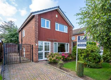 Thumbnail 3 bed detached house for sale in Linton Drive, Leeds