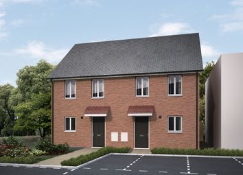 Thumbnail 2 bedroom semi-detached house for sale in The Hardstaff Homes, Priory Road, Mansfield Woodhouse, Mansfield
