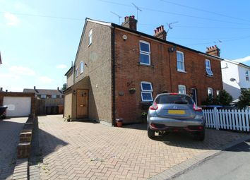 Thumbnail 4 bed end terrace house for sale in Holloways Lane, Welham Green