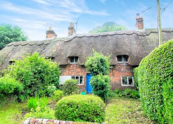 Thumbnail 2 bed cottage for sale in Winchester Road, Chawton, Alton