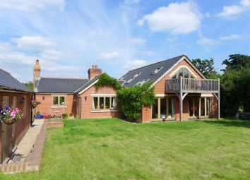 Thumbnail 4 bed detached house for sale in Horns Lodge, Shipbourne Road, Tonbridge