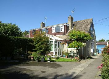 Thumbnail 4 bed semi-detached house for sale in Shipham Lane, Winscombe