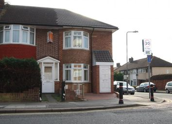 Thumbnail 1 bed end terrace house to rent in New North Road, Hainault