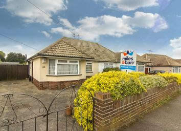 Thumbnail 2 bed semi-detached bungalow for sale in Oaklands Avenue, St. Peters, Broadstairs
