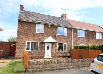3 bed end terrace house for sale in Poplar Place, Armthorpe, Doncaster DN3