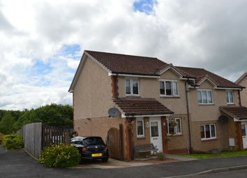 Thumbnail 3 bed semi-detached house for sale in Priory Lane, Lesmahagow, Lanark