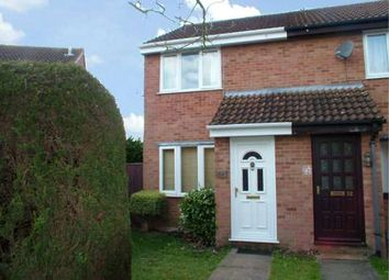 Thumbnail 2 bedroom semi-detached house to rent in Somerville, Werrington, Peterborough