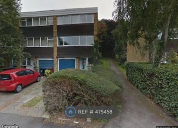 Thumbnail 4 bed end terrace house to rent in Park Meadow, Hatfield