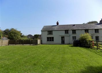 Thumbnail 3 bed cottage to rent in Home Farm Cottage, Boulston, Haverfordwest