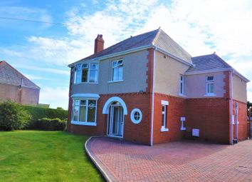 Thumbnail 4 bed detached house for sale in Wellington Road, Milford Haven