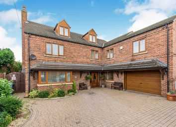 Thumbnail 7 bedroom detached house for sale in Whiphill Lane, Armthorpe, Doncaster