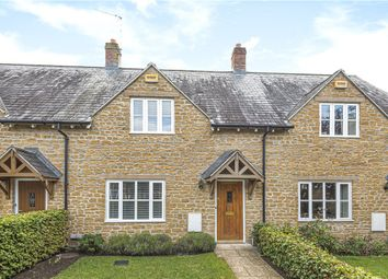 Thumbnail 2 bed terraced house for sale in Ainstey Drive, Sparkford, Yeovil, Somerset