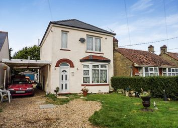 Thumbnail 2 bedroom detached house for sale in Church Road, Christchurch, Wisbech